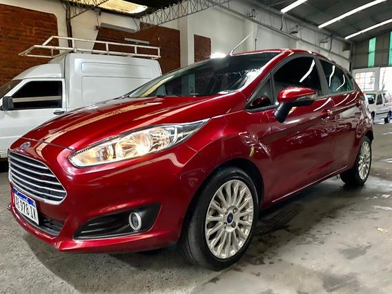 Ford Fiesta Kinetic Design 1.6 Se 2017