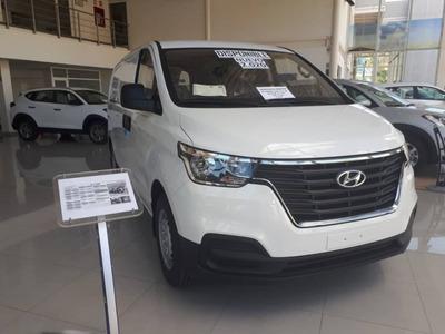 Hyundai H1 - Van (panel De Carga) 2.4 L Mt