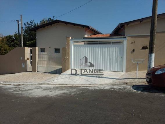 Casa Residencial À Venda, Parque São Quirino, Campinas. - Ca12092