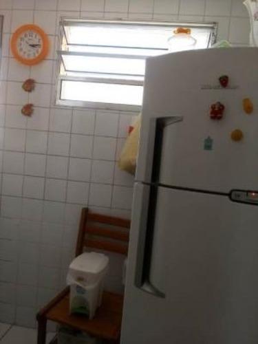 Imagem 1 de 6 de Apartamento No Bairro Sabaúna, Em Itanhaém, Ref.7463dz
