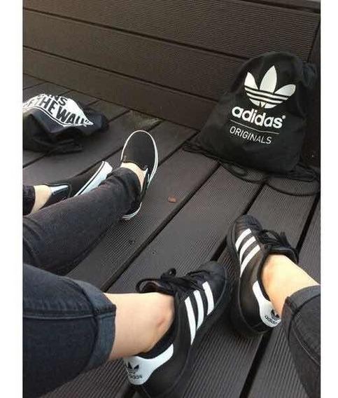 Tenis adidas Súper Star