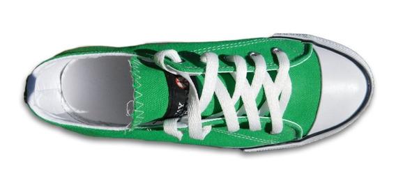 Zapatilla Tipo All Star Varios Colores Unisex