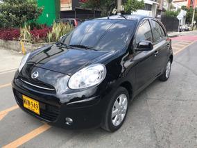 Nissan March Advance M/t 2014