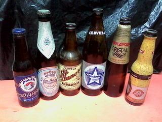 Botellas De Cervezas Antiguas