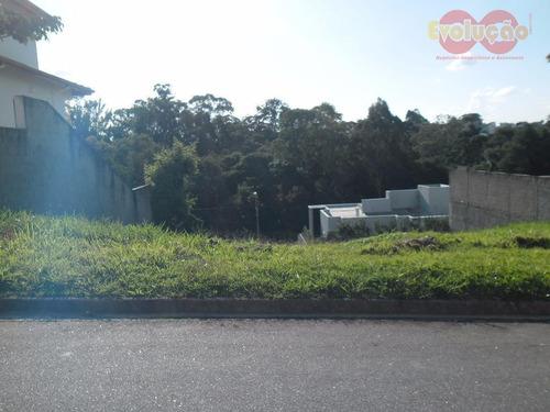 Imagem 1 de 5 de Terreno Residencial À Venda, Condomínio Itatiba Country Club, Itatiba. - Te0394