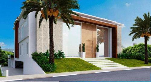Casa De Condomínio, Tamboré, Santana De Parnaíba - R$ 16.000.000,00, 1.411m² - Codigo: 234937 - V234937