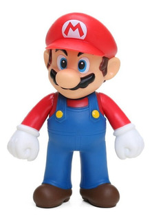 Mario Bros: Figura Mario 12 Cm