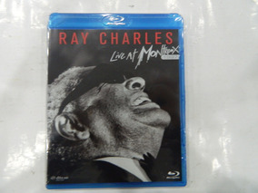 Blu-ray - Ray Charles - Live At Montreux 1997 - Import(1)