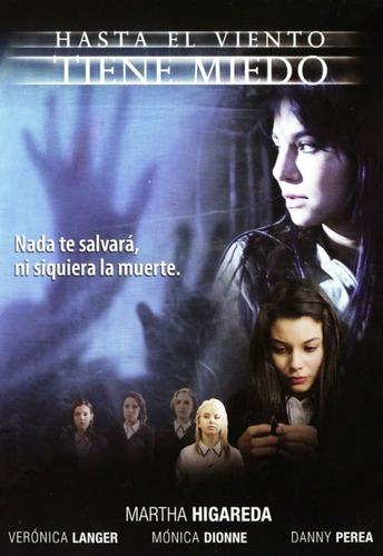 Hasta El Viento Tiene Miedo Martha Higareda Dvd (nuevo)