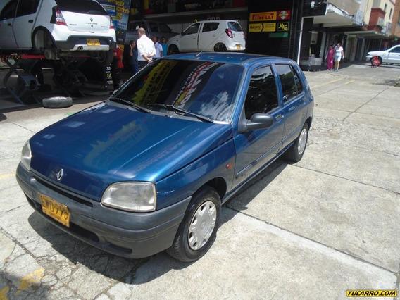 Renault Clio Rl Mt 1.400 Cc