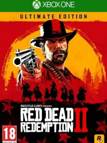 Red Dead Redemption 2 Ultimate Edition Xbox One Digital Offl
