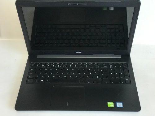 Notebook Dell 15 5557 I7 6500u Mem 6gb Hd 1tb Video 4gb Cod6