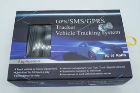 02 Rastreadores Veicular Via Celular/bloqueador/gps Gsm Sms