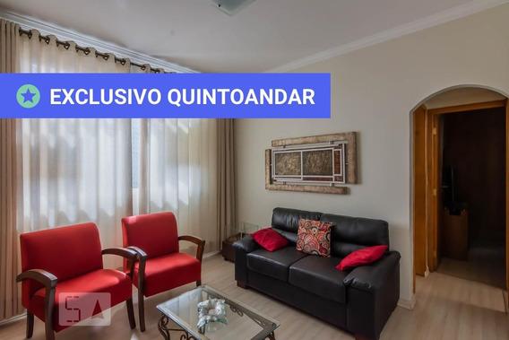 Apartamento No 9º Andar Mobiliado Com 2 Dormitórios E 1 Garagem - Id: 892943354 - 243354
