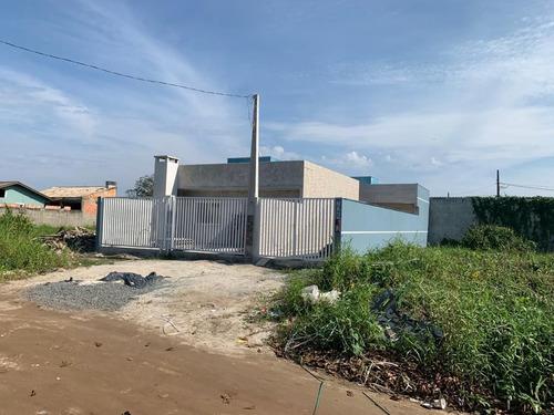 Imagem 1 de 12 de Casa  Nova Com 2 Dormitórios À Venda Por R$ 220.000 - Cohapar - Guaratuba/pr - Ca0138