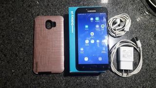 Samsung J4 Detalles De Pantalla