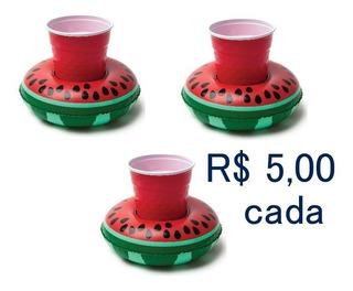 Boia Porta Copo Melancia - 15 Unids - R$ 75,00