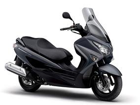 Suzuki Burgman 200 Japon Gris Mate Oeste Motos Pre-venta