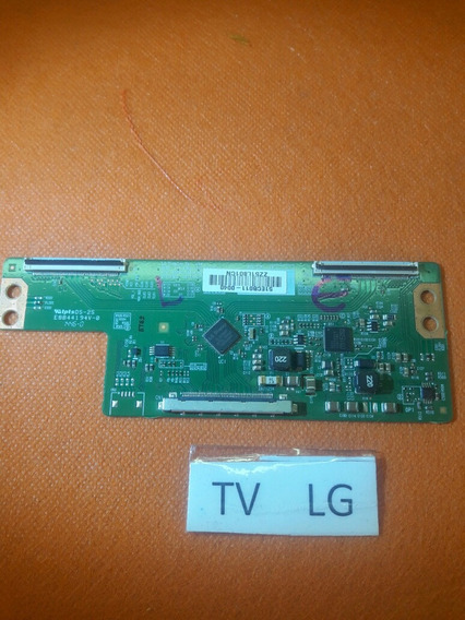 Placa Tcon Tv Lg 49lb5500 6870c0481a Oferta Original