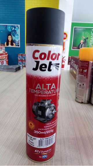 Spray Alta Temperatura Renner 400 Ml 1 Unidades