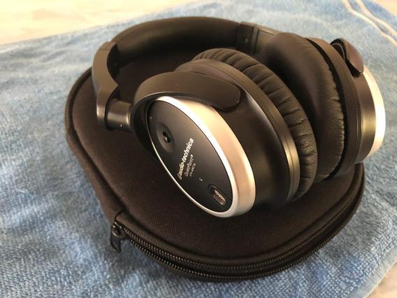 Audio Technica Quietpoint ® Ath - Anc 7b. Leia Anuncio!