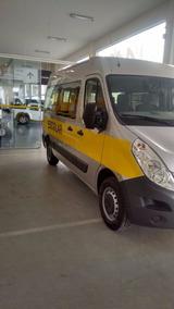 Renault Master Escolar 20 Lugares Completa