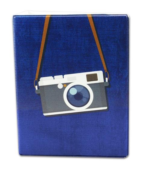 Álbum Fotográfico Câmera Cartoon P/ 500 Fotos 10x15 166338