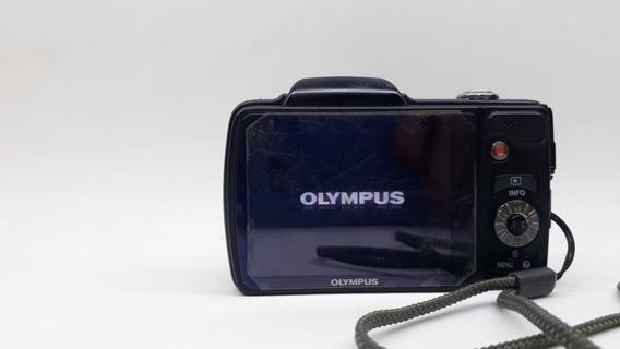 Camera Olympus 18x Wide Hd 3d (defeito)