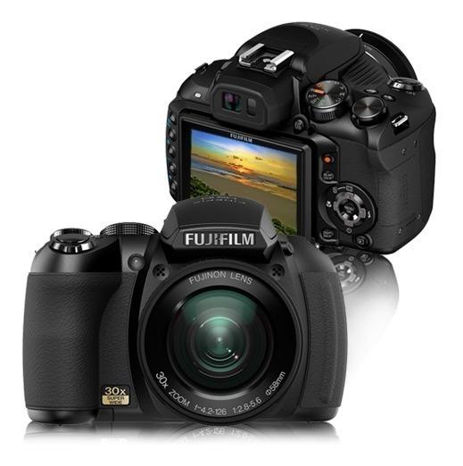 Camera Fotografica Digital Fujifilm Finepix Hs10