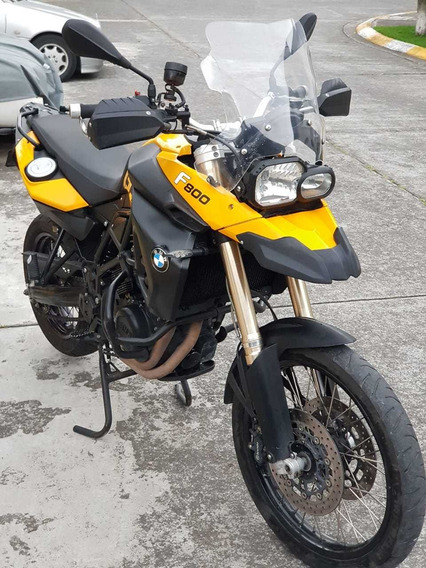 Bmw F800gs 2009 Doble Propósito