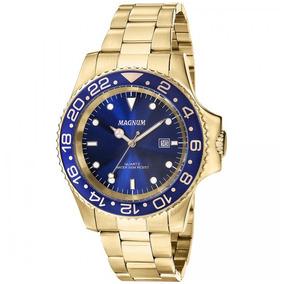 Relógio Magnum Masculino Ma31328a C/ Garantia E Nf