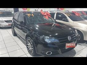 Volkswagen Golf 1.6 Mi Sportline 8v 2014 -aceito Troca