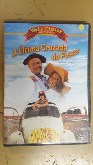 Dvd A Ultima Cruzada Do Fusca - Cloris Leachman