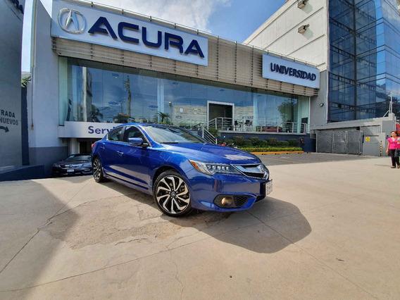 Acura Ilx 4p A-spec L4/2.4 Aut