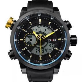 Relógio Weide Masculino Original Garantia Nota 2244