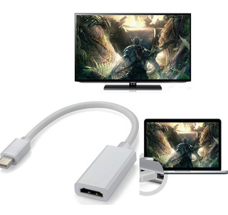 Cable Thunderbolt Mini Displayport A Hdmi Mac Pro Air 1080