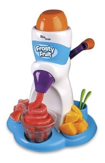 Kids Chef Frosty Fruit Com Acessórios Soverte Multikids