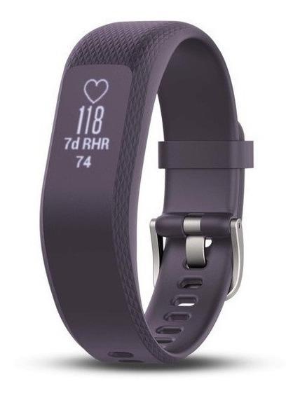 Smartband Pulseira Garmin Vivosmart 3 Monitor Cardíaco
