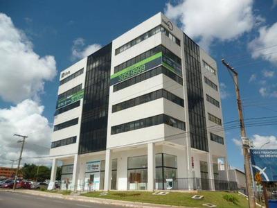 Sala Comercial Para Locação, Samambaia Norte, Samambaia. - Sa0146