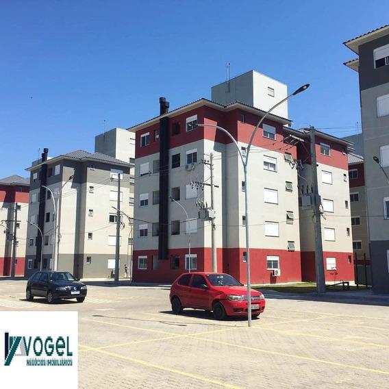 Apartamento Com 02 Dormitório(s) Localizado(a) No Bairro Lomba Da Palmeira Em Sapucaia Do Sul / Sapucaia Do Sul - Ap1002