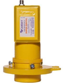 Lnbf Century/vivensis Super Digital Monoponto Amarelo - 10