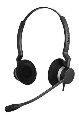 Audifono Con Microfono Jabra Biz 2300, Duo (estereo)