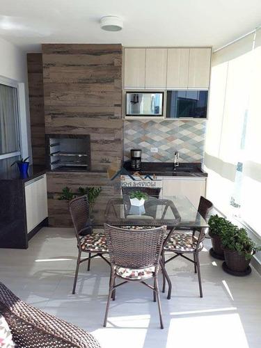 Imagem 1 de 15 de Belíssimo Apartamento Em São Roque! Excelente Localização! - 224