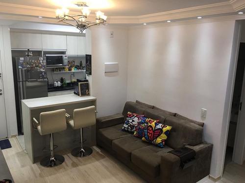 Imagem 1 de 18 de Apartamento - Ap15077 - 69683396