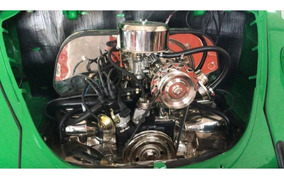 Kit De Latas E Acessórios Cromados Para O Motor Do Fusca/bug