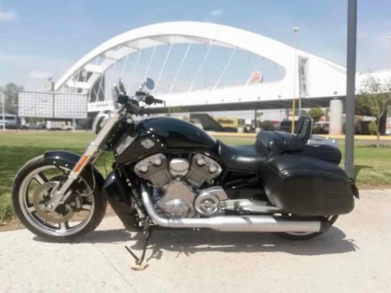 Harley Davidson V Rod, 2014, Unico Dueño