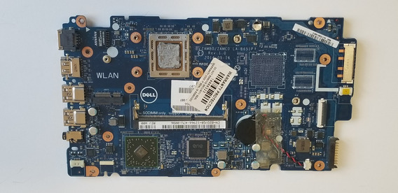 Placa Mae Dell Inspiron 5545 A8-7100 1.80ghz La-b651p