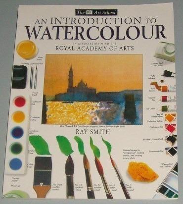 Pintura - Livro An Introduction To Watercolour ( Inglês )