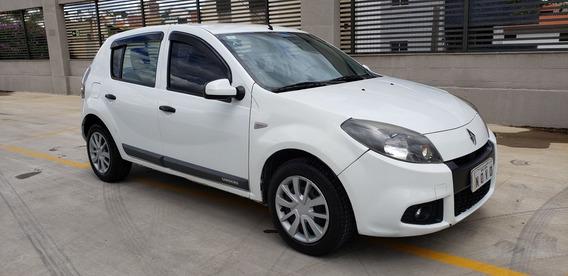 Renault Sandero 1.6 Expression Hi-power Completo 2014