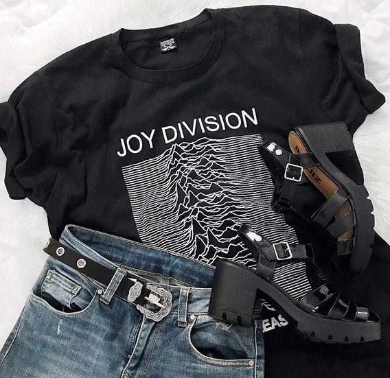 Tshirt Joy Division